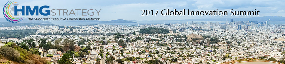 Register today for the 2017 Global Innovation Summit! http://jan1217.ontrackevents.com/