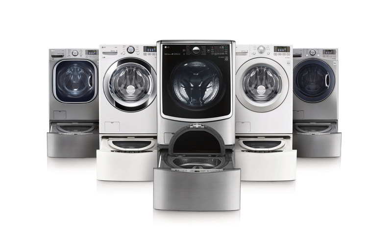 """Helping more consumers do multiple loads of laundry at the same time, LG Electronics (LG) has expanded the compatibility of its award-winning LG SideKick(TM) - the industry-first """"mini"""" washing machine that installs in the footprint of a traditional laundry pedestal."""