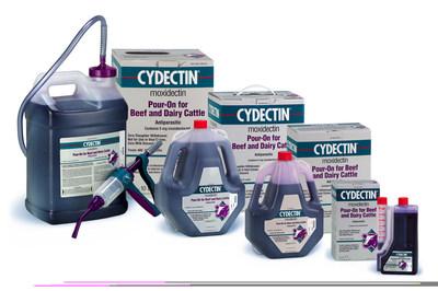 CYDECTIN pour-on group