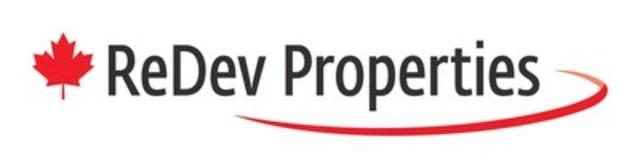 ReDev Properties Ltd. (CNW Group/ReDev Properties Ltd)