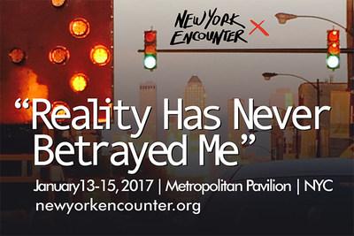 New York Encounter: 'Life Does Not Betray Us