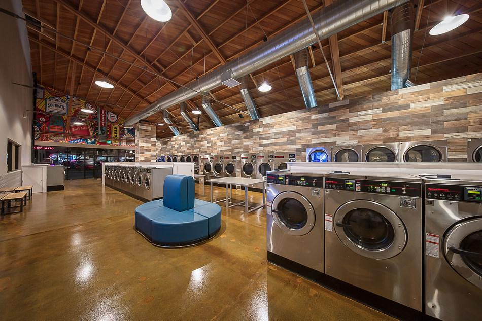 (PRNewsFoto/PWS - The Laundry Company)