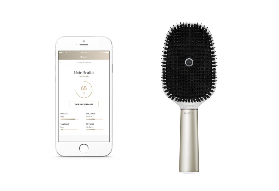 Kerastase Hair Coach Powered by Withings
