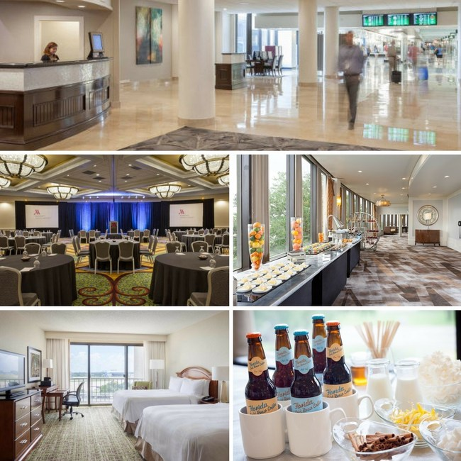 Tampa Airport Marriott hopes to entice early-bird event planners with a special deal that offers additional perks. Organizers will appreciate exceptional catering services, professional event planners and 16 state-of-the-art venues in a convenient location plus incentives that could include free meeting room Wi-Fi, discounts on AV equipment and a chef's welcome reception. To inquire, contact Kacey Foote, Sales Executive, now at 1-352-206-9401 and visit www.marriott.com/TPAAP.