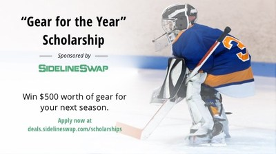 SidelineSwap Offering Scholarships to Athletes Struggling with the High Cost of Sports Participation