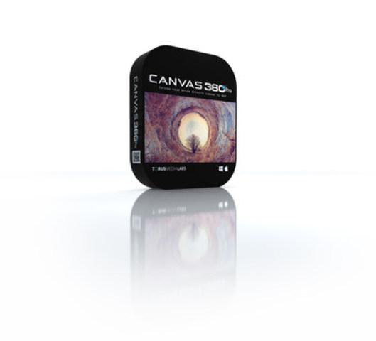 Product Box - CANVAS 360™Pro (CNW Group/Torus Media Labs)