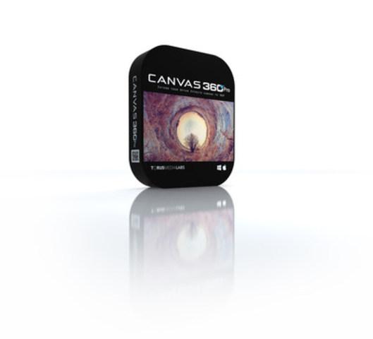 Product Box - CANVAS 360™Pro (CNW Group/Torus Media Labs)