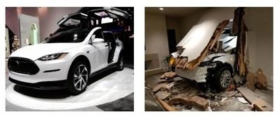 Tesla Sudden Acceleration Class Action (PRNewsFoto/McCune Wright Arevalo, LLP)