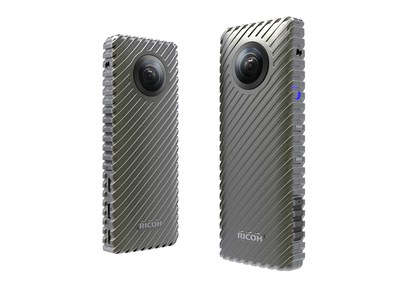 Ricoh today announced its first camera capable of delivering up to 24 continuous hours of fully spherical, 360-degree live video streams.