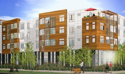 "Seabluff Condominiums, a 75 unit ""permit-ready"" project located in West LA's Playa Vista, CA"