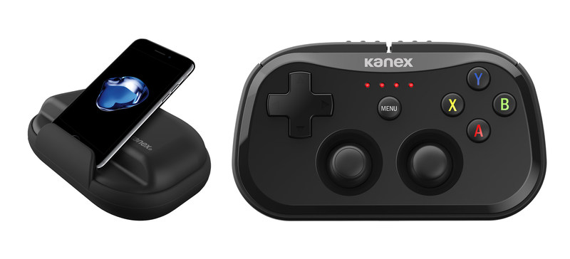 With a growing number of high-quality controller-compatible games on the App store, the Kanex GoPlay SideKick is the best gaming accessory for your iPhone, iPad or Apple TV.