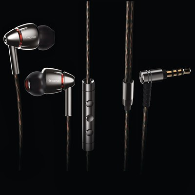 1MORE Announces Release Of The New 'Quad Driver' In-Ear Headphones During The Consumer Electronics Show