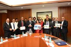 State Bank of India Chairman launches a Digital Platform and Mobile App (PRNewsFoto/Manipal Global Education Service)