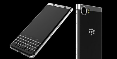 New Keyboard BlackBerry Smartphone (PRNewsFoto/TCL Communication Technology)