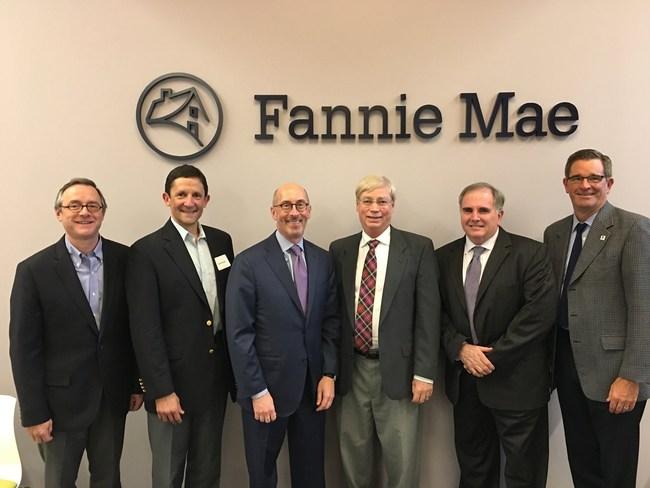 Unprecedented Real Estate Investor Representation at Fannie Mae