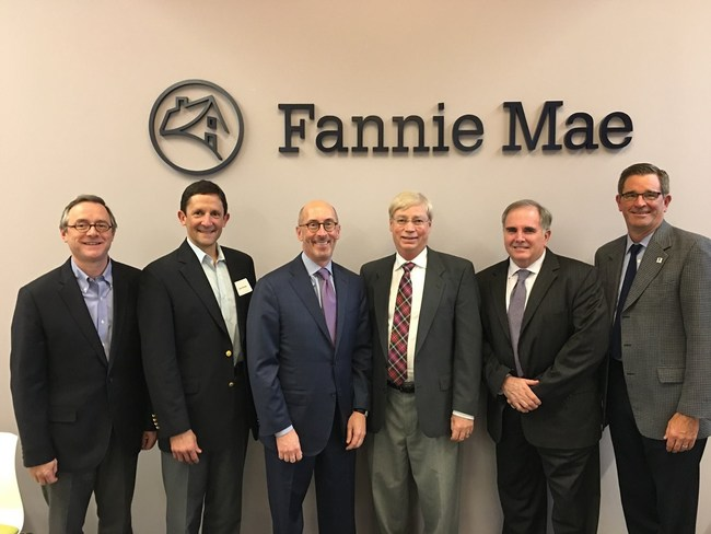 Unprecedented Real Estate Investor Representation at Fannie Mae