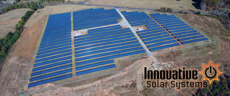 Solar Farm Investors seek Large Scale Developers Like Innovative Solar Systems to supply their Solar Farm needs for 2017-2018-2019.