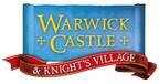 Warwick Castle Logo (PRNewsFoto/Warwick Castle)