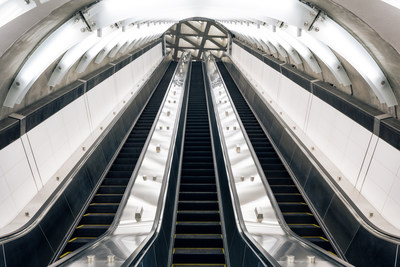 Second Avenue Subway (C) Charles Aydlett courtesy AECOM-Arup JV