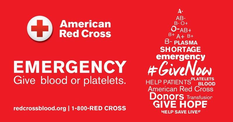 (PRNewsFoto/American Red Cross)