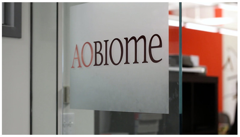 AOBiome offices in Cambridge, MA.