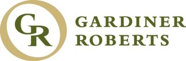 Gardiner Roberts LLP (CNW Group/Gardiner Roberts LLP)
