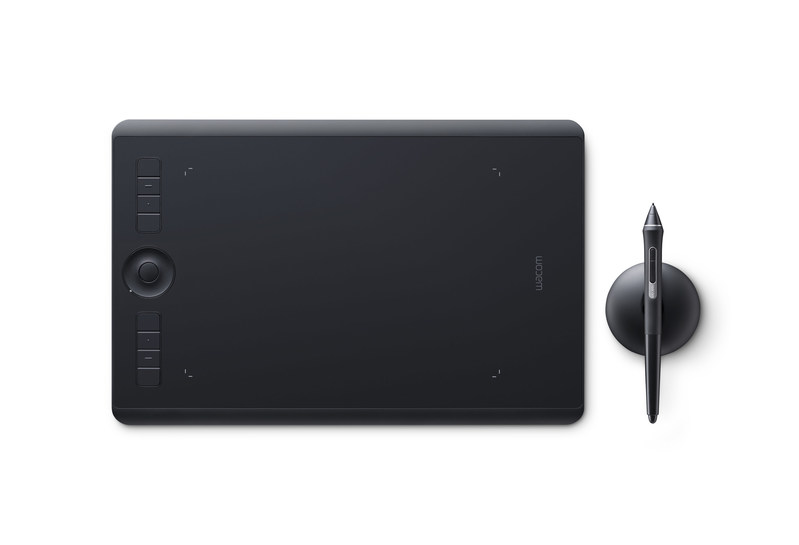 Ring in the New Year with the Wacom Intuos Pro