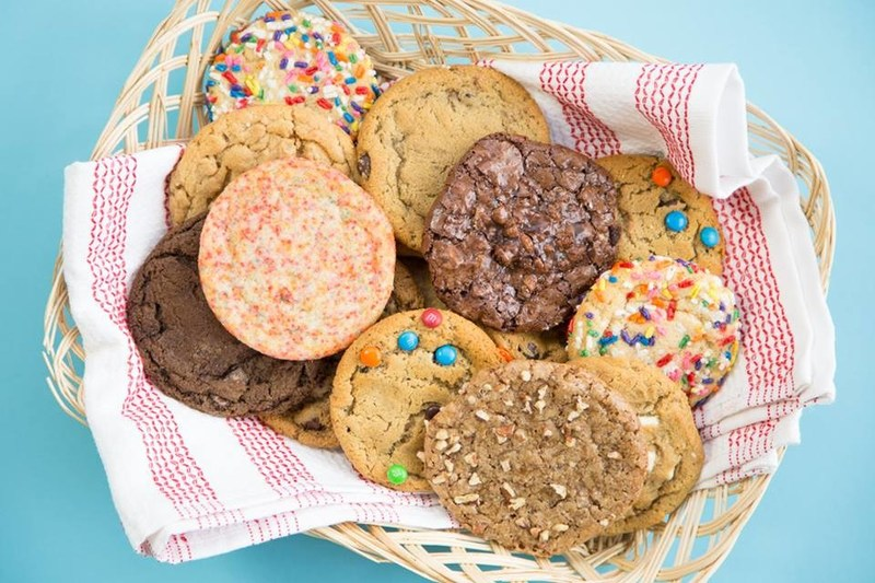 Ditch Your New Year's Resolution at Great American Cookies with One Free Cookie with Purchase on January 17