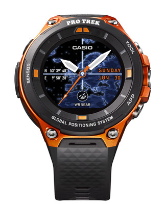 Casio To Release Second New Smart Outdoor Watch With GPS To Inspire Users To Venture Even Farther Afield