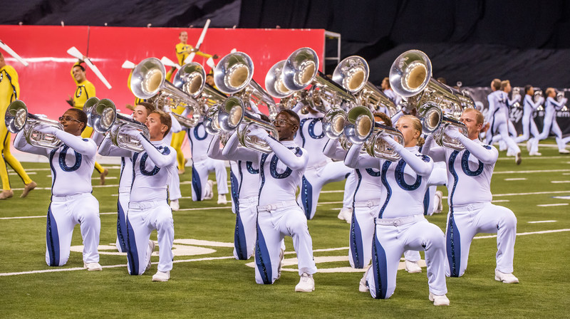 Photo Credit: Bluecoats Drum & Bugle Corps