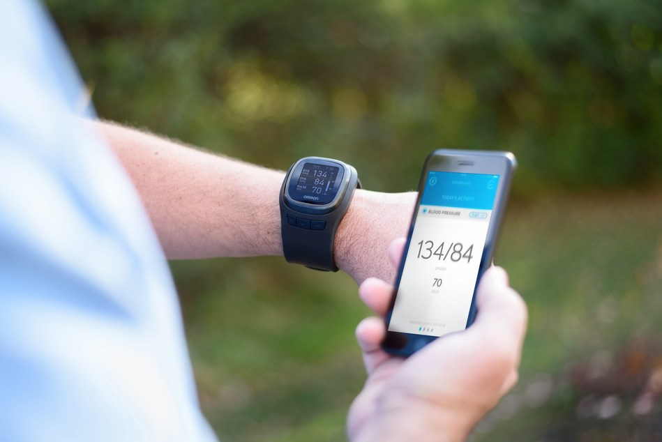 Omron Healthcare will debut its ultra-compact, portable, clinically accurate HeartVue(TM) Wireless Wrist Blood Pressure Monitor at the Consumer Electronics Show in Las Vegas
