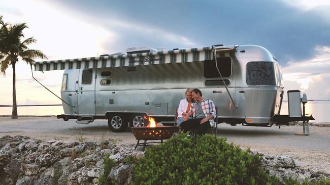 Tommy Bahama Airstream Travel Trailer
