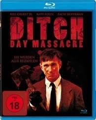 Ditch Day Massacre Blu Ray art