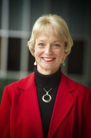 Dr. Mary Bluechardt (CNW Group/Mount Saint Vincent University)