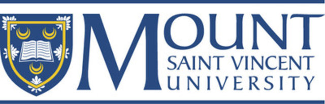 Logo: Mount Saint Vincent University (CNW Group/Mount Saint Vincent University)
