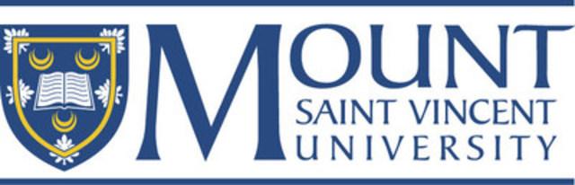 Logo: Mount Saint Vincent University (CNW Group/Mount Saint Vincent University)