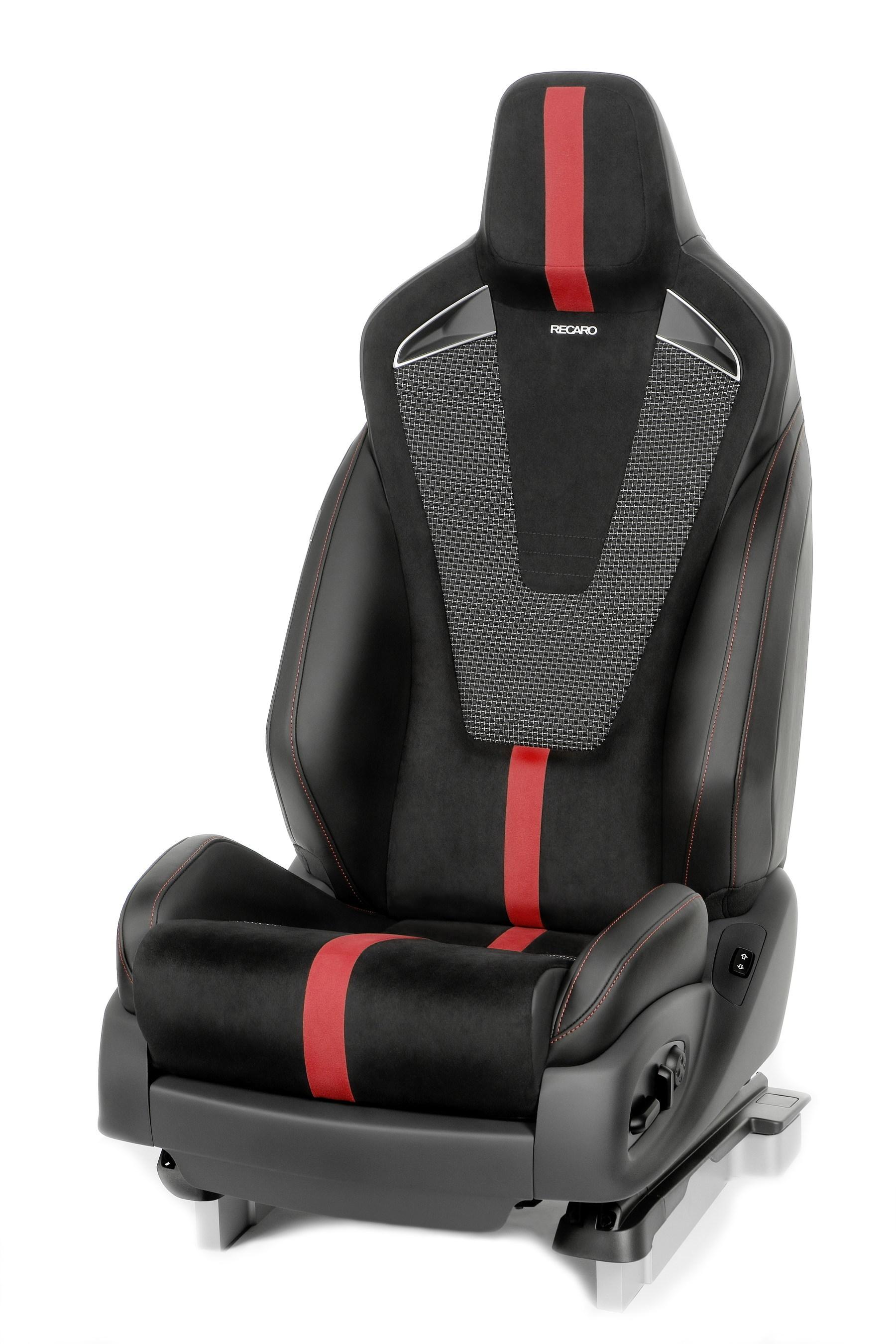 Private Car Sales >> RECARO Automotive Seating unveils three performance seat ...