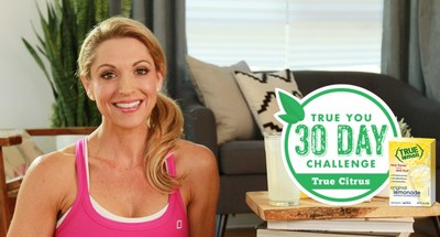 Join celebrity trainer Kim Lyons and True Citrus in the New Year, True You Challenge, which focuses on creating healthy habits for 2017 and beyond. Visit TrueLemon.com/trueyouchallenge for Kim's work-out videos (for every fitness level), recipes, health tips, goal sheets and more. And while you're there sign up for the New Year, True You Sweepstakes, a $5,000 trip for 2 to sunny California.