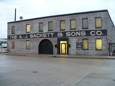 The Sackett-Waconia Baltimore manufacturing facility in Baltimore, MD.