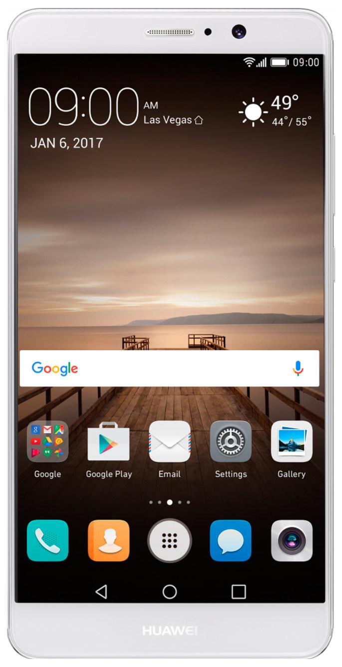 Huawei Mate 9 Breakthrough Smartphone Lands in the U.S.