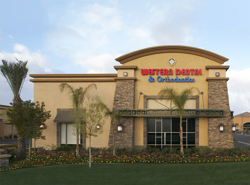 """The Western Dental & Orthodontics office in Murrieta, California, one of 208 offices poised to partner with local high schools with Western Dental's """"Smiles for Schools"""" program, which provides $100,000 in total school support funding."""