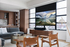 Sony Electronics Launches a New Era of Home Displays with the VPL-VZ1000ES Ultra-Short Throw 4K HDR Home Theater Projector