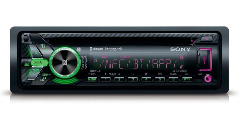 MEX-GS620BT Car Audio System