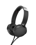 Sony Expands the EXTRA BASS™ Headphones Series Powerful, Enhanced Bass Provides Music You Can Feel!