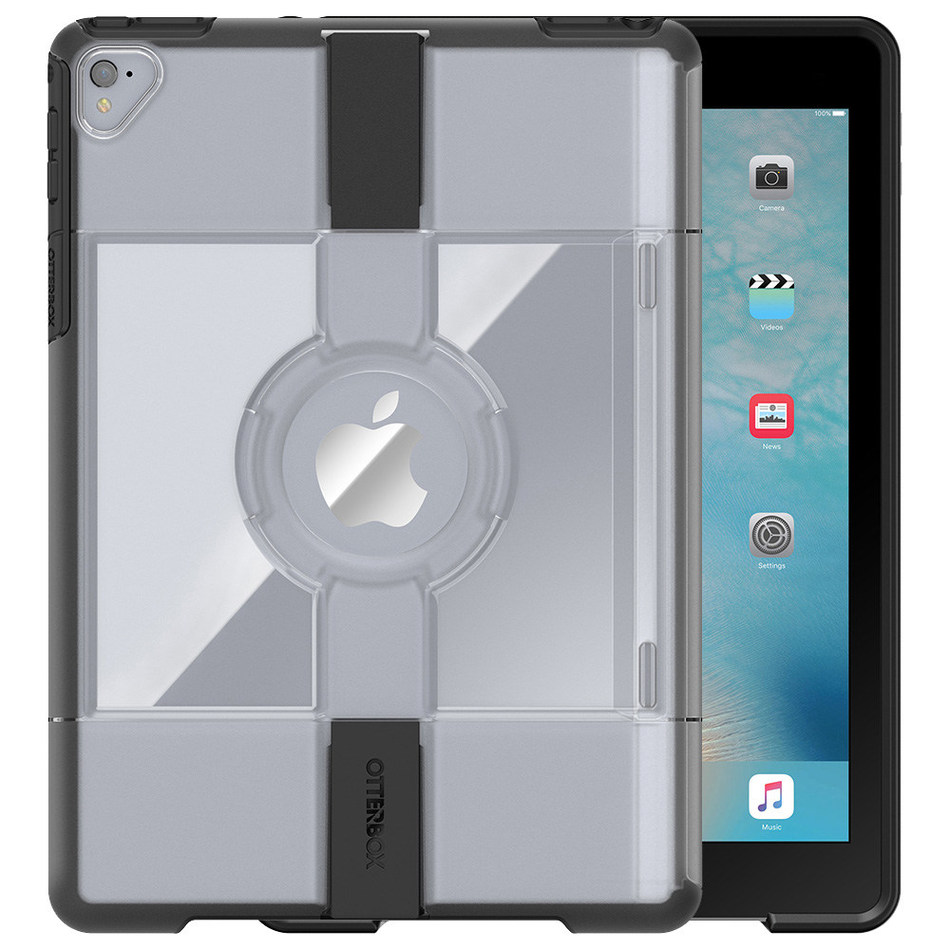 OtterBox announces uniVERSE Case System for iPad Pro 9.7-inch/iPad Air 2. The uniVERSE case for iPad Pro 9.7-inch has two slotted rails, a removable spine for easy keyboard connection and center connection point.