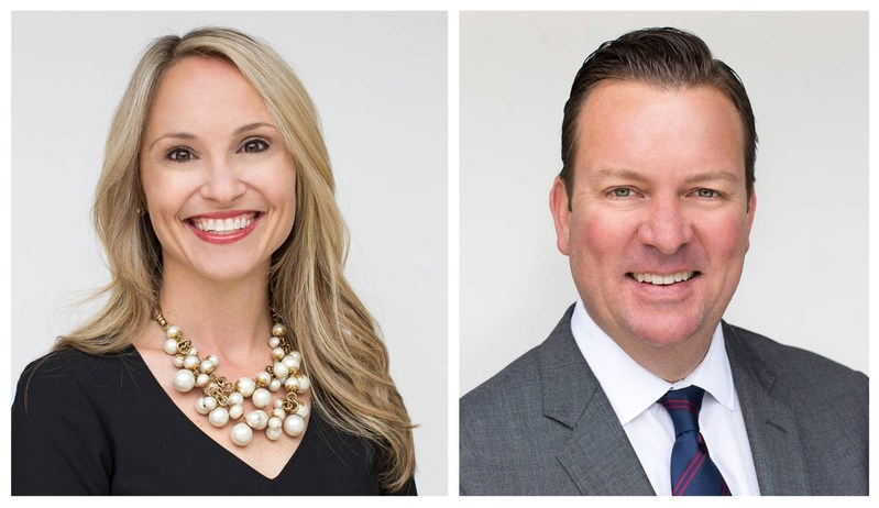 Laura Brady and Chad Roffers of Concierge Auctions