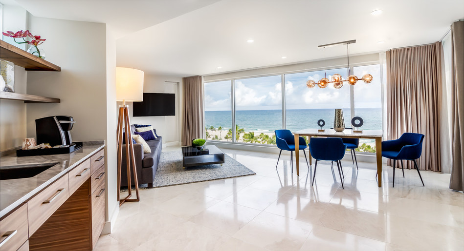 B Ocean Resort Fort Lauderdale (penthouse)
