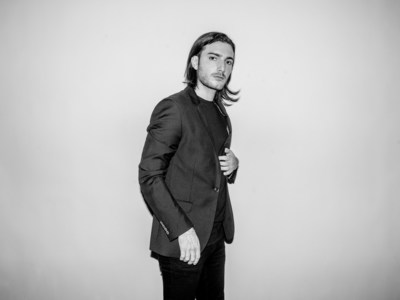 Alesso (photo credit: Tyler Shields)