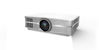 Optoma Unveils New 4K Projector for Home Theater Market