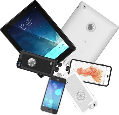 Zee Smartcase for Apple and Android phones and tablets